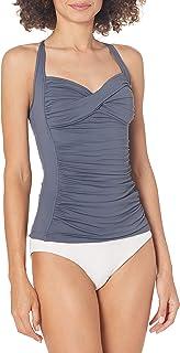 Seafolly Women's Twist Halter Tankini Swimsuit