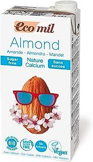 Ecomil Organic Almond Nature Calcium Drink, 1L