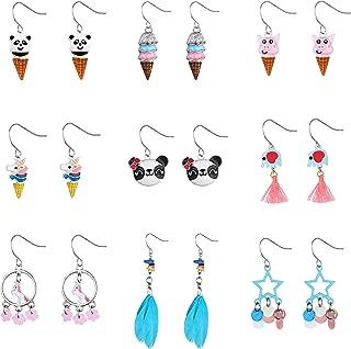 Best kids drop earrings Reviews