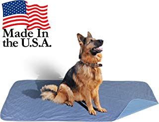 Careoutfit 36 x 72 - XXL Big Size Premium Stain Resistant Quick Absorbent Waterproof Reusable/Quilted Washable Large Dog/Puppy Training Travel Pee Pads