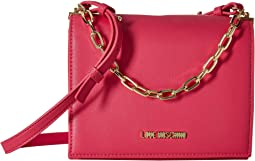 Luminous Chain Crossbody Bag
