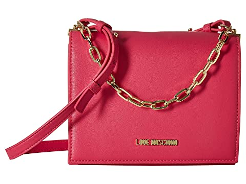 LOVE Moschino Luminous Chain Crossbody Bag