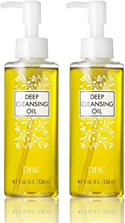 DHC Deep Cleansing Oil (M), Pack of 2, 4.1 Fluid Ounce x 2