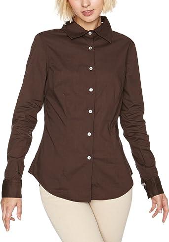 Timberland - Camisa de Manga Larga para Mujer, Talla XL ...