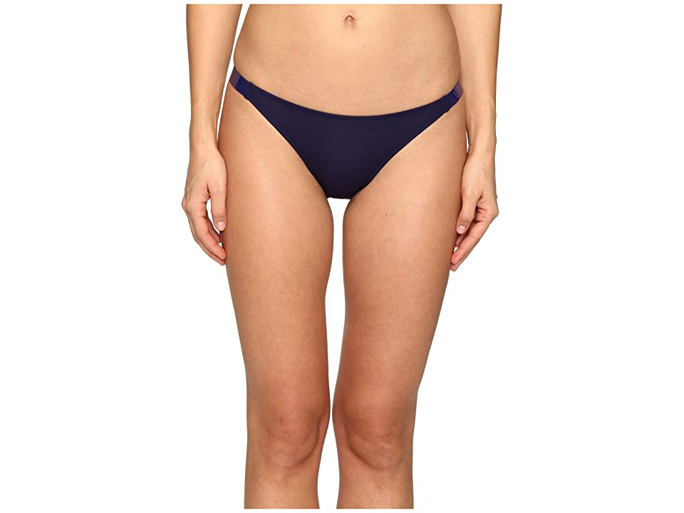 La Perla Plastic Dream Low Rise Brief (Navy Blue) Women