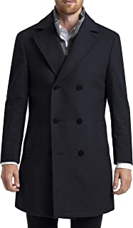 Men's Classic Double-Breasted Coat