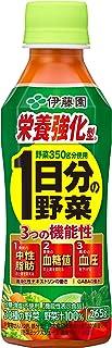 [機能性表示食品] 伊藤園 栄養強化型 1日分の野菜 265g×24本