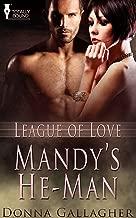 Mandy's He-Man (League of Love Book 2)