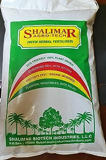 SHALIMAR Neem Herbal Fertilizer Powder - 20 LB