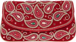 Mochi Women's Cosmetic Bag (Red)