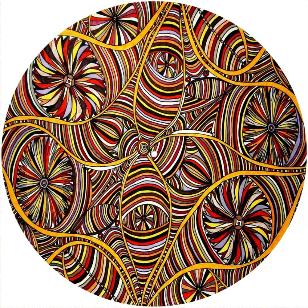 Sales of SALE items from new works Slipmat Slip Mat Scratch Pad Felt for Limited time cheap sale Vinyl 12