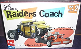 Barris Kustom Raiders Coach Model Kit