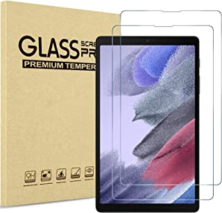 [2 Pack] ProCase Galaxy Tab A7 Lite 8.7 Inch 2021 Screen Protector T220 T225 T227, Tempered Glass Screen Film Guard for Ga...
