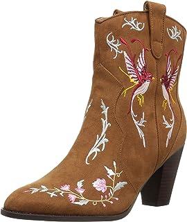 Penny Loves Kenny Women's SHA Fashion Boot, Tobacco Microsuede, 6 Medium US