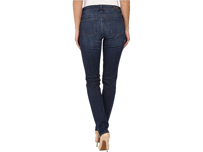 KUT from the Kloth Womens Stevie Straight Leg Jeans in Joyful