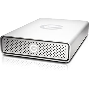 G-Technology 10TB G-DRIVE USB-C (USB 3.1 Gen 1) Desktop External Hard Drive - 0G05678-1