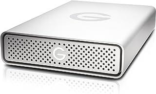 G-Technology G-Drive USB G1 10TB Compact, Stylist G-Technology G-Drive USB G1 10TB, Silver (0G05018)