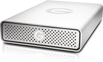 G-Technology 10TB G-DRIVE USB-C (USB 3.1 Gen 1) Desktop External Hard Drive - 0G05678