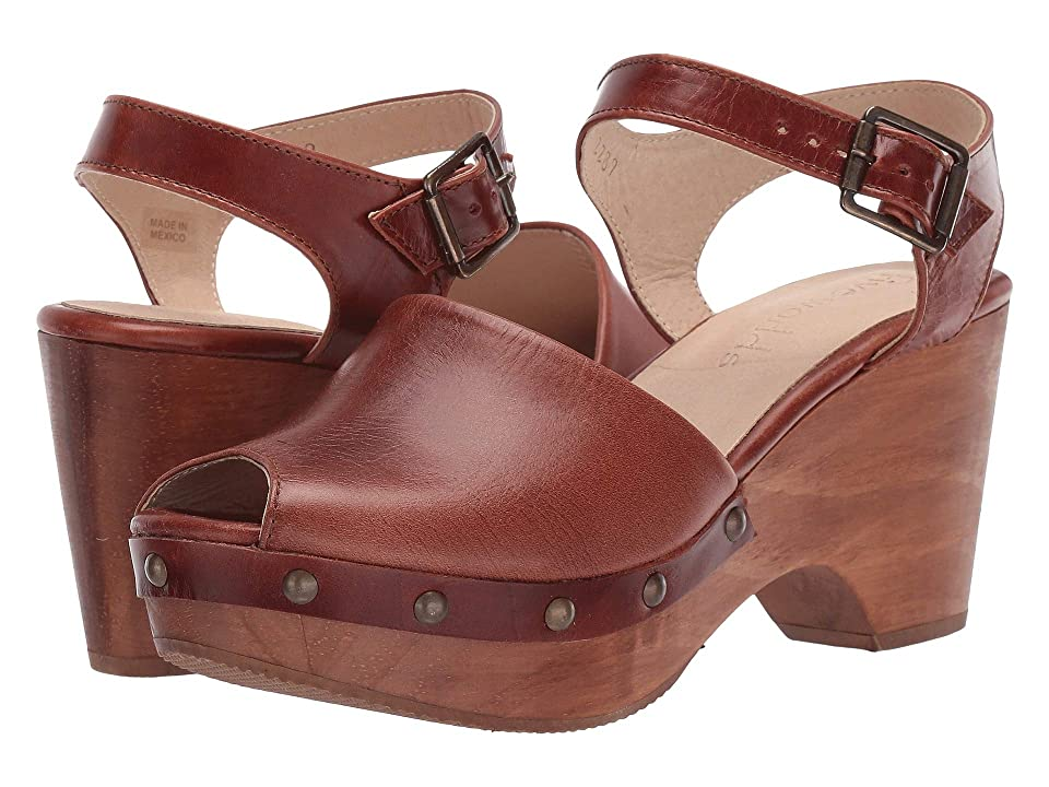 70s Outfits – 70s Style Ideas for Women Cordani Zeda Old Cognac Leather Womens Shoes $189.00 AT vintagedancer.com