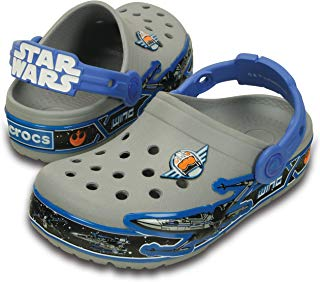 Crocs Infantil Clog Lights Star Wars Xwing