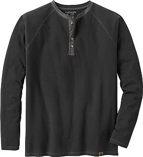 Men's Recluse Henley Long Sleeve Shirt