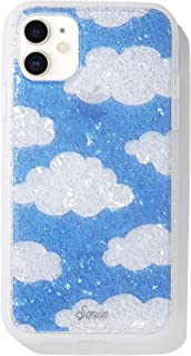 Sonix Day Dream (Marble Clouds) Case for iPhone 11 [Military Drop Test Certified] Protective Blue Tort Tortoise Shell Marble Glitter Case for Apple iPhone XR, iPhone 11