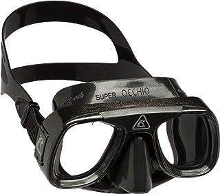 Cressi Tauchmaske Superocchio - Gafas/Máscara de Buceo (