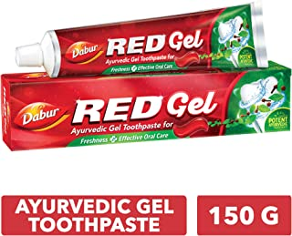 DABUR Red Gel Toothpaste, 150 gm