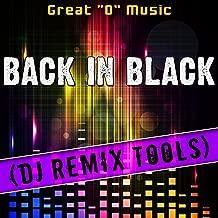 Back in Black (Acapella Mix) [Remix Tool]
