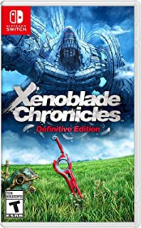 Xenoblade Chronicles - Definitive Edition (輸入版:北米) – Switch