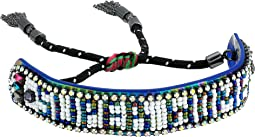 Superwomen Seed Bead Friendship Bracelet