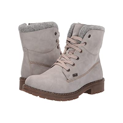 Rieker Y9144 Sabrina 44 (Cloud/Fog) Women