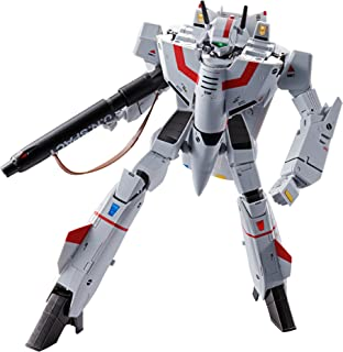 BANDAI SPIRITS DX Chogokin Super Alloy Super Dimension Fortress Macross VF-1J Valkyrie (Ichijyo Takumi) Approx. 300 mm (Fighter) ABS & Die Cast & PVC Made Painted Movable Figure Japan Import