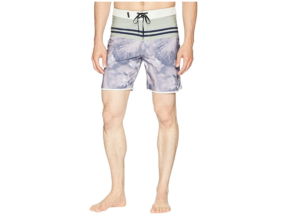 Hurley Phantom Drift 18 Boardshorts (Elemental Rose) Men