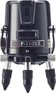 マイゾックス レーザー墨出器 P-110EX 受光器・三脚付 特別セット