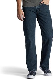 Lee Uniforms Men's Regular Fit Bootcut Jean, Quartz Stone, 42W / 32L