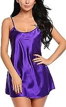 Best purple satin gown Reviews