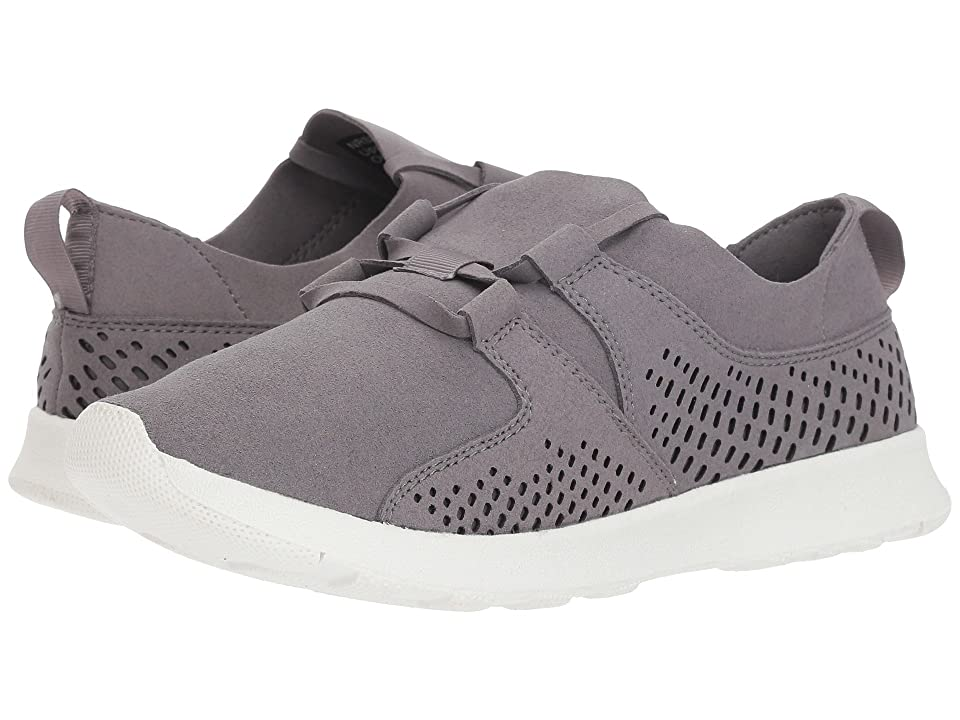 Not Rated Marie (Grey Microfiber) Women