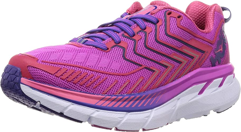 HOKA one one W Clifton 4 Fuchsia Hot rose 38.5