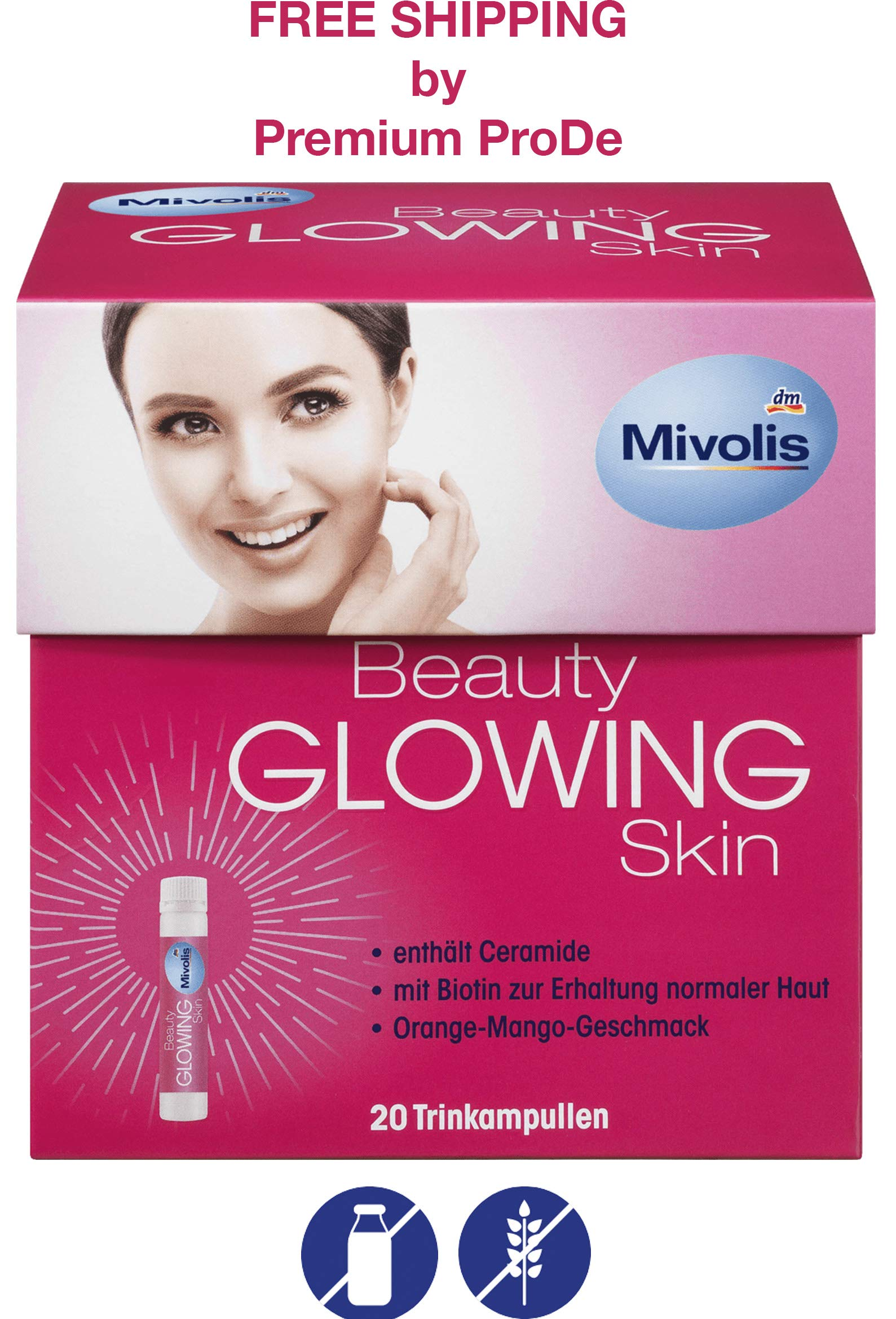 Beauty Glowing Skin Supplement Ceramides
