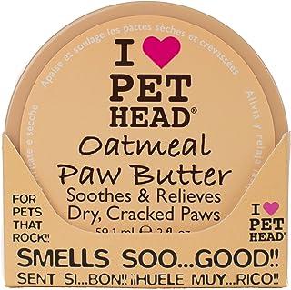 Pet Head Oatmeal Natural Paw Butter 2oz