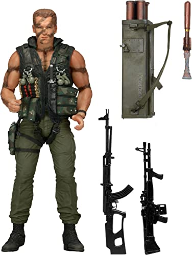 Unbekannt Star Bilder 42140 uetooth Commando 30. Jahrestag Ultimate John Matrix Action Figur