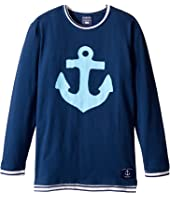 Toobydoo - Anchor Light Tee (Infant/Toddler/Little Kids/Big Kids)
