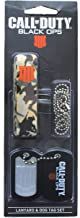 Exquisite Gaming Call of Duty Black Ops 4 Lanyard & Dog Tag Gift Set