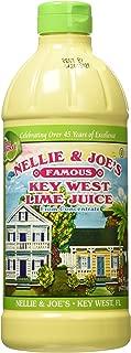 fresh key lime juice