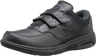 New Balance Men's Hook and Loop 813 Walking Shoe