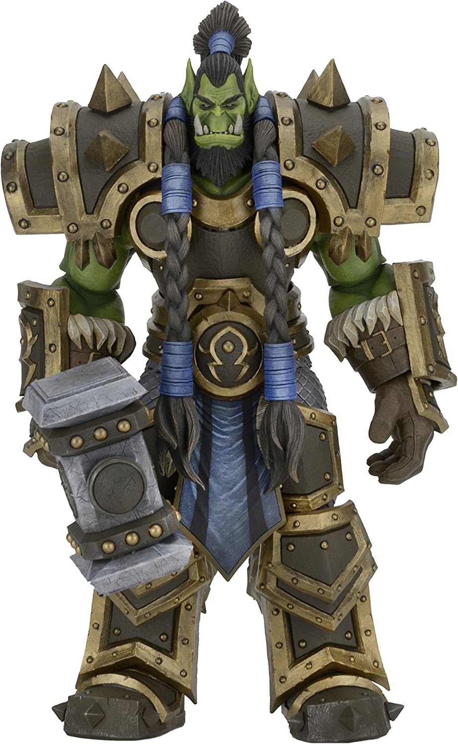NECA 45412 Entertainment Blizzard's Heroes of The Storm Thrall Action Figure, Multicolord, 17 cm