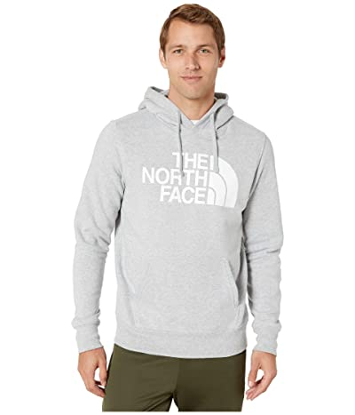The North Face Half Dome Pullover Hoodie (TNF Light Grey Heather) Men