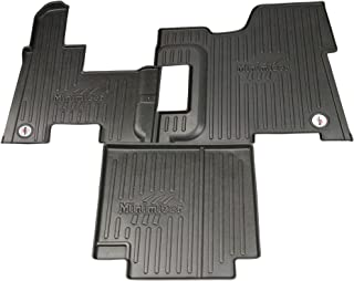 MINIMIZER Floor Mats; Peterbilt Models (2008-2019) 365, 367, 384, 386, 388, 389 (Manual Transmission); Part #FKPB2B