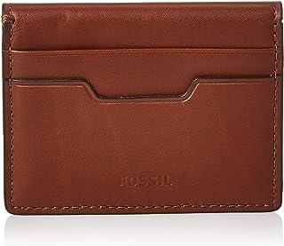 Fossil Men's Ellis Magnetic Card Case Leather Wallet
